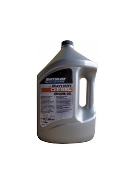 Heavy Duty Diesel Engine Oil 15W-40, 4 л